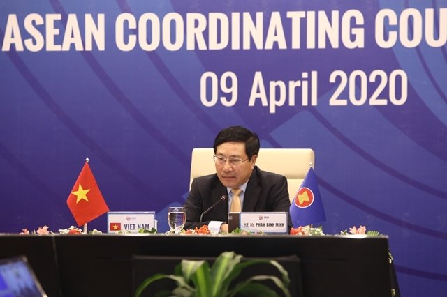 Deputy PM stresses solidarity in ASEAN co-operation in fighting COVID-19