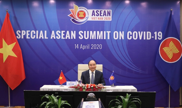 Việt Nam chairs online ASEAN Special Summit on COVID-19