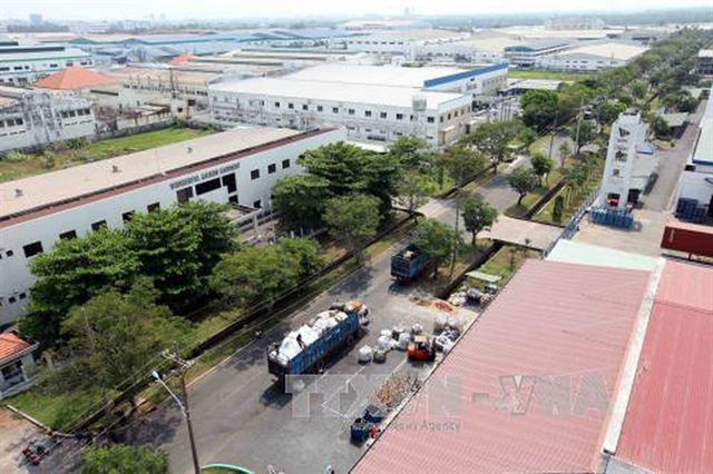 Investment in HCM City export processing industrial zones up 86%