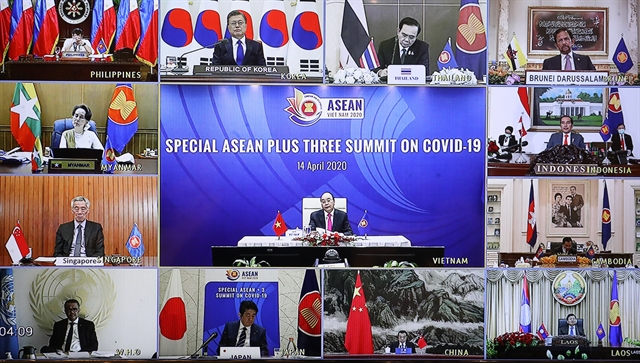 ASEAN3 countries cooperate in battle against COVID-19