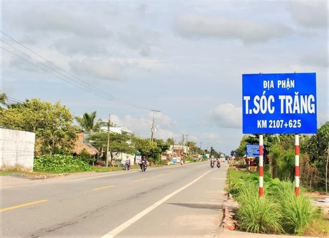 National Highway 1A to be upgraded widened in Mekong Delta