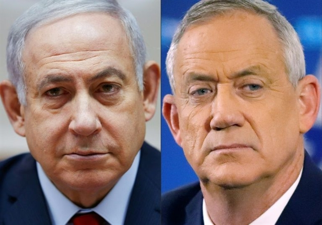 Israels Netanyahu Gantz miss midnight deadline to form unity govt