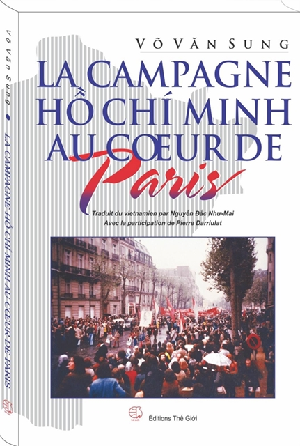 Book revealing diplomatic wins in the 1975 Spring Offensive released in French