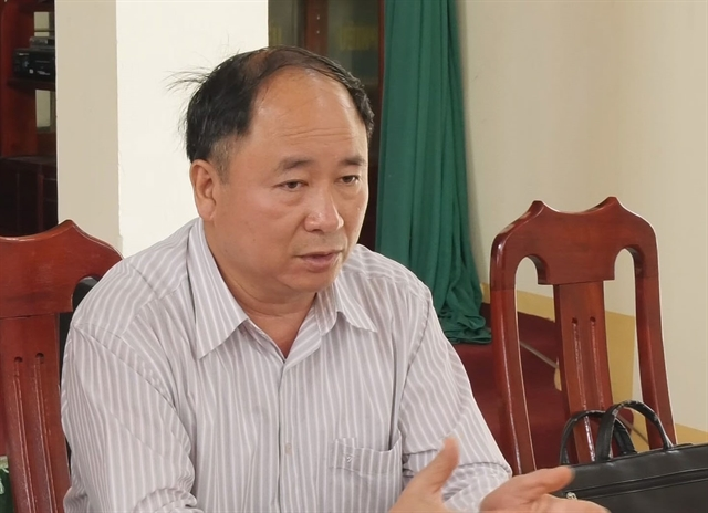 Lạng Sơn police arrest environment departments deputy director