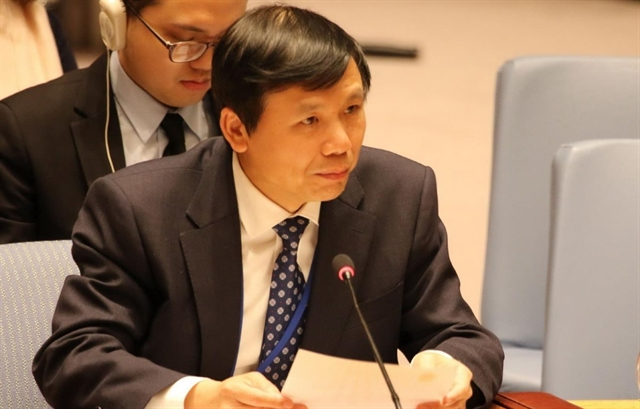 Việt Nam condemns use of chemical weapons: ambassador