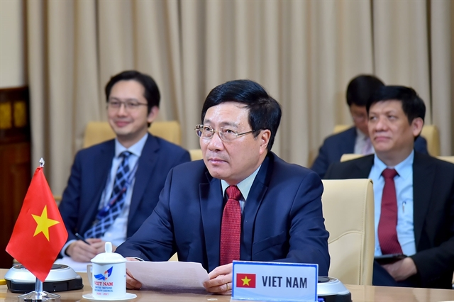 Việt Nam proposes strategies to help fight COVID-19 globally