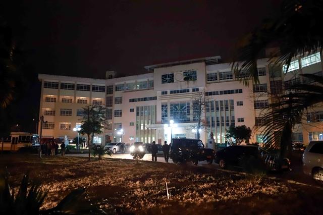 Vĩnh Phúcs makeshift hospital closed