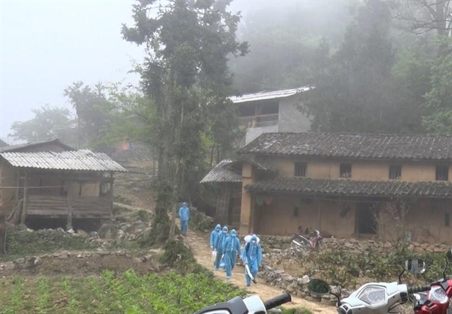 One village two healthcare facilities locked down after Hà Giang reports first COVID-19 case