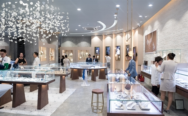 Phú Nhuận Jewellery sees revenue up but profit down in Q1