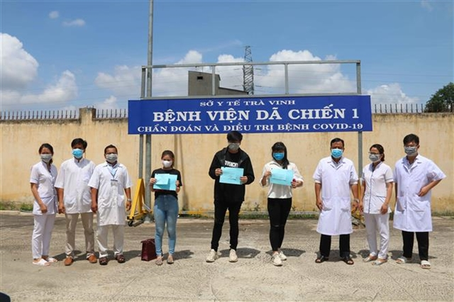 Việt Nam has 21 more recovered COVID-19 patients total at 198
