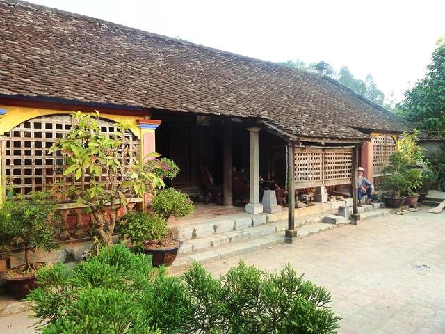 Thanh Hóa Province makes plans to preserve Đông Sơn ancient village