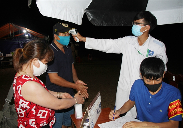 Joint efforts made to keep community safe from the deadly virus