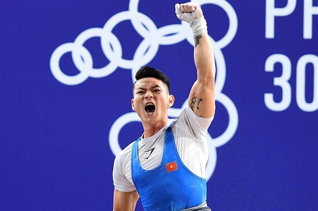 IWF strengthens doping controls on VN weightlifters following bans