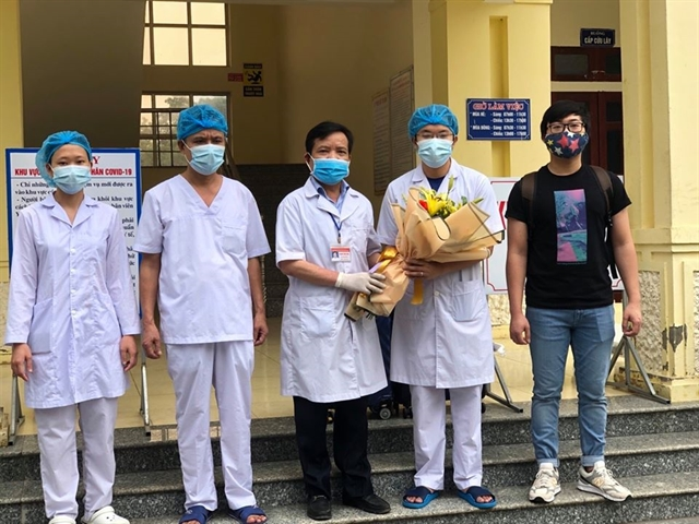 Five more COVID-19 cases recover in Việt Nam total at 207
