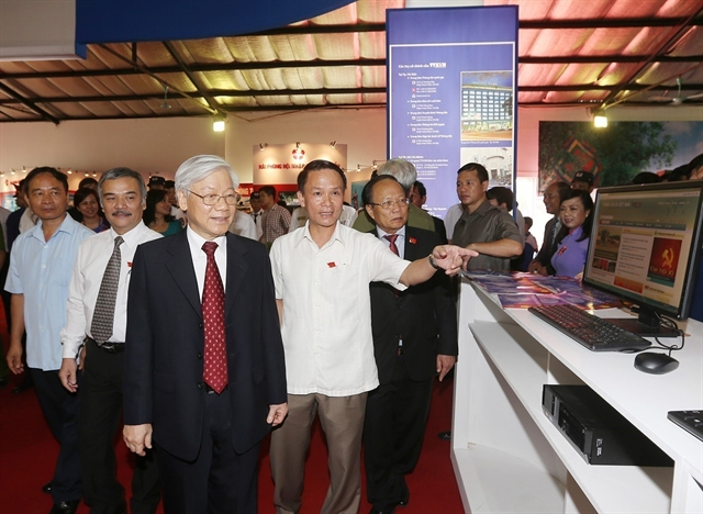 Top leader sends greetings to Vietnam Journalists Association on 70th anniversary