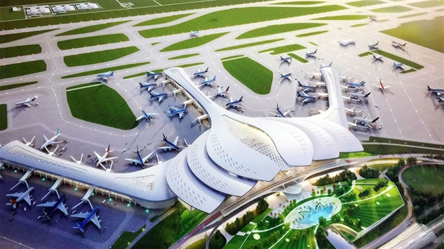 Compensation rates approved for lands to be acquired for Long Thành airport