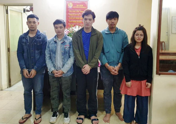Five people arrested in HCM City loan shark apps bust worth 4.2 million