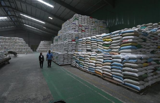 Nearly 57000 tonnes of rice cleared for customs approval
