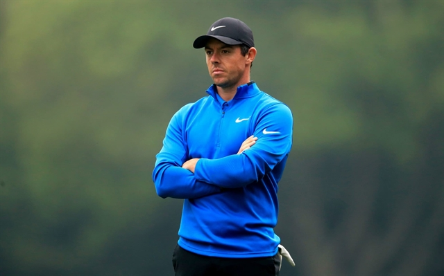 McIlroy against fan-less Ryder Cup