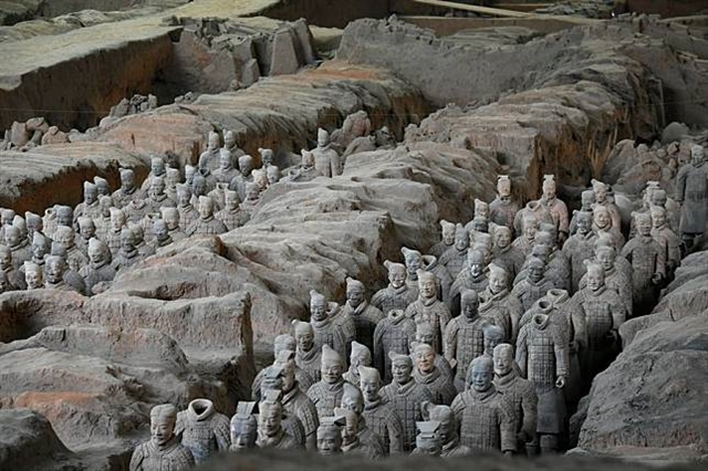 Concert to be staged before Chinas Terracotta Warriors