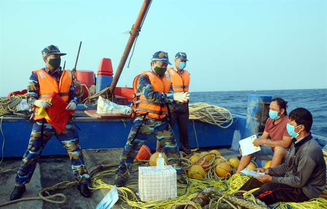 Việt Nam-China fisheries inspection trip a success