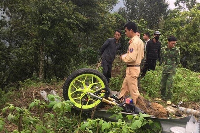 Four killed in Tam Đảo traffic accident identified
