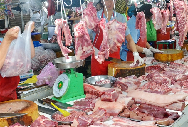 Authorities clamp down on pork price speculation