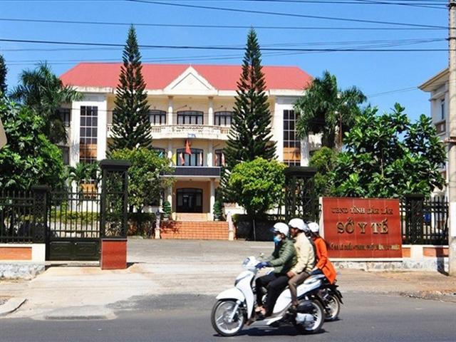 Legal proceedings over bid for medicine package in Đắk Lăk
