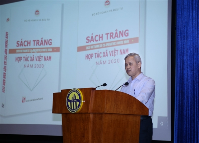 First White Book on Vietnamese Co-operatives released