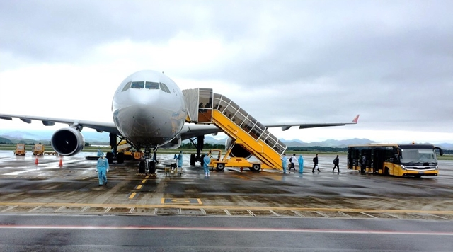 Flights at Vân Đồn airport to be resumed from May 4