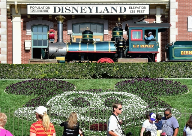 Disney to furlough some employees over virus-forced shutdowns