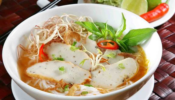 Besides beautiful beaches Phan Thiết also offers delicious cuisine