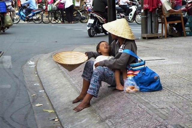 HCM City to keep beggars homeless out of harms way amid pandemic