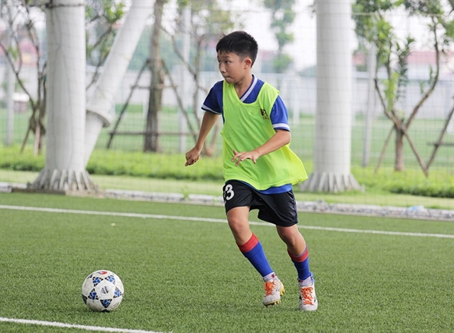 Anh Đức a star in the making