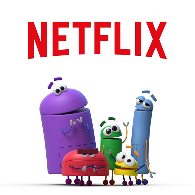 Most watched childrens programmes on Netflixduring COVID-19 outbreak