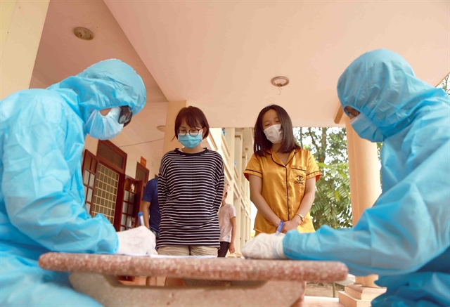 Quarantines completed provinces send citizens home