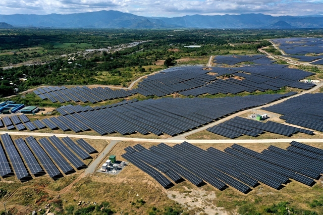 Ninh Thuận vows to facilitate renewable energy projects