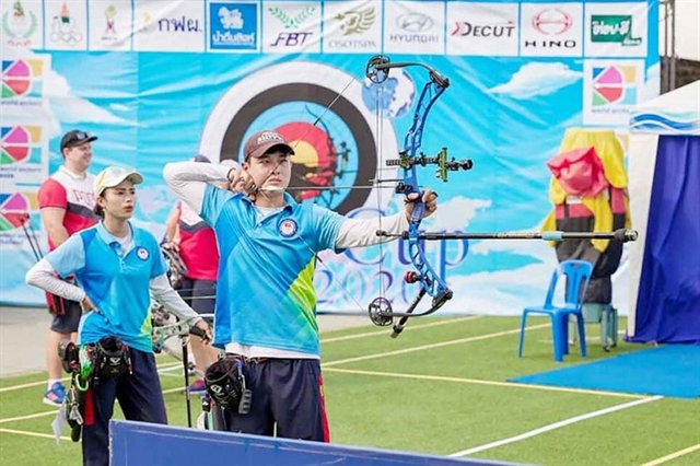 Archer Đầy sets sights on comeback after coronavirus