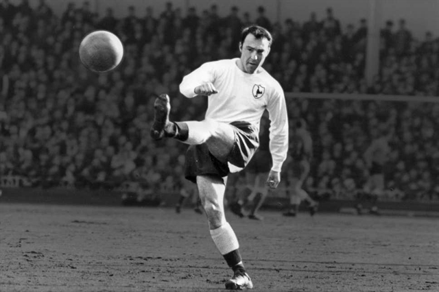 Tottenham and England great Greaves in hospital