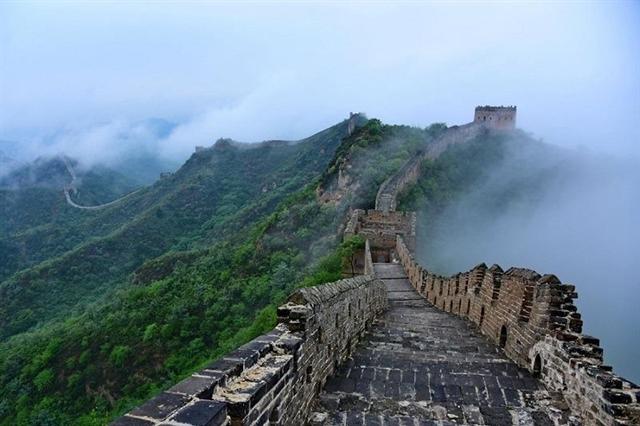 Beijing repairs wild Great Wall