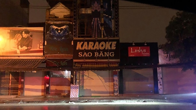 Ward chairman suspended for allowing karaoke bar to remain open
