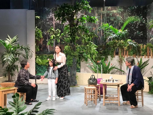 Local television to revive stage dramas