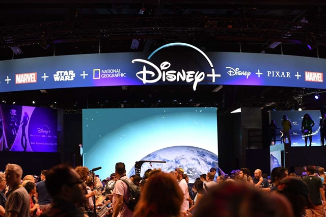 Disney streaming service hits 50 million users