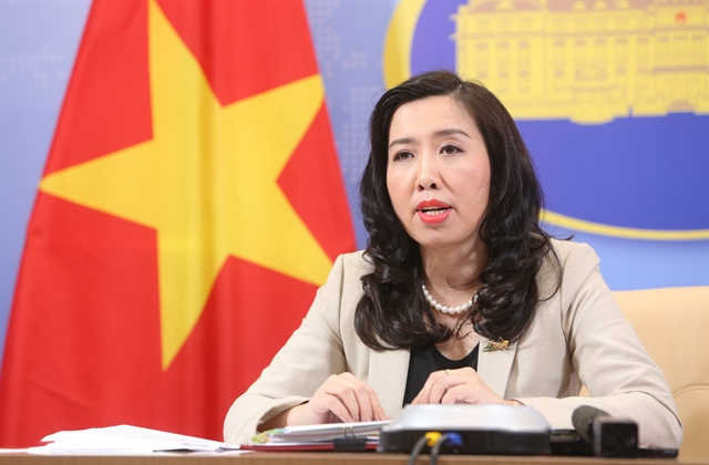 Nothing unusual about VNs submission of diplomatic notes to UN protesting Chinas illegal claims: spokesperson
