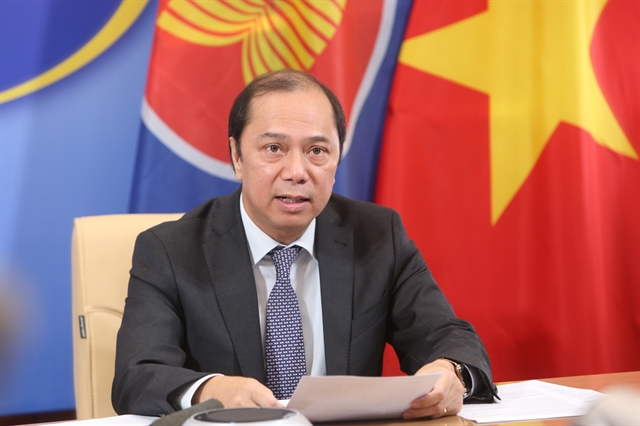 ASEAN events and summits under Việt Nams chairmanship year might be conducted online: diplomat