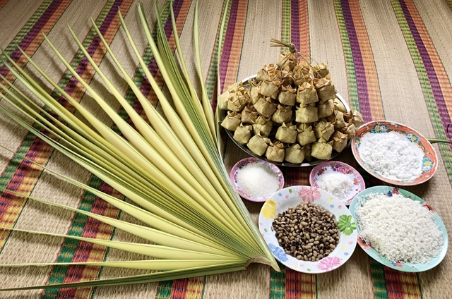 Traditional delicacy represents wealth of Khmer ethnic minority people