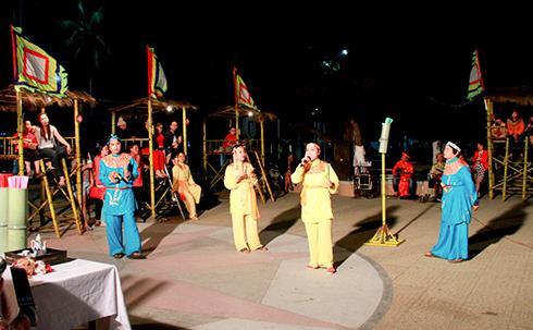 Khánh Hòa starts project to preserve folk art
