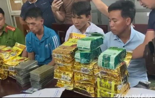 Police bust two major drug trafficking cases seizing over 70kg of narcotics