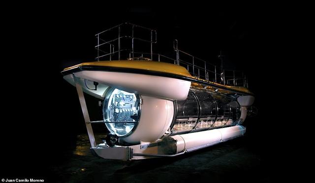 Submarine DeepView24 to serve visitors at Vinpearl Nha Trang