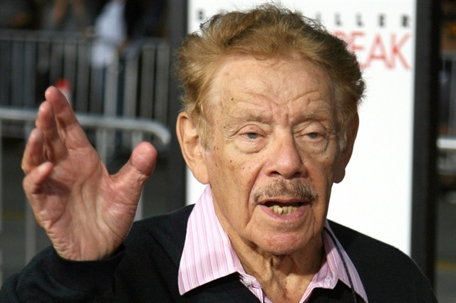 Seinfeld star Jerry Stiller dies at 92: actor son Ben